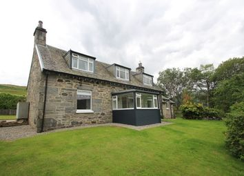 Thumbnail 4 bed detached house to rent in Lochearnhead