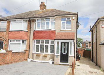 3 bed semi-detached house for sale in Sutton Court Road, Hillingdon, Uxbridge UB10