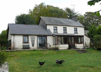 Thumbnail 5 bed detached house for sale in Blaenpennal, Aberystwyth