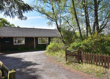 Thumbnail 3 bedroom detached bungalow for sale in Nethy Bridge