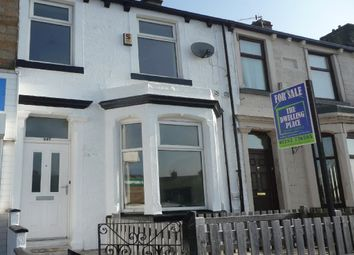 Thumbnail 3 bed terraced house to rent in Padiham Road, Burnley, Lancs