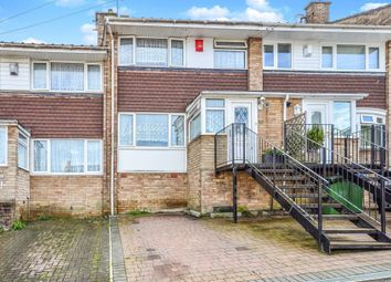 Thumbnail 3 bed terraced house for sale in Alpine Close, Southampton