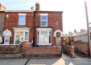3 bed end terrace house for sale in Stanley Street, Grimsby DN32