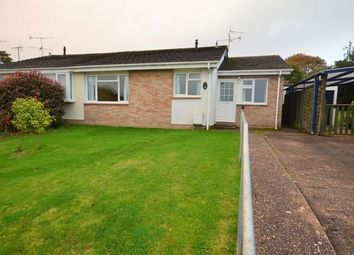 Thumbnail 3 bed semi-detached bungalow for sale in Bonville Crescent, Tiverton