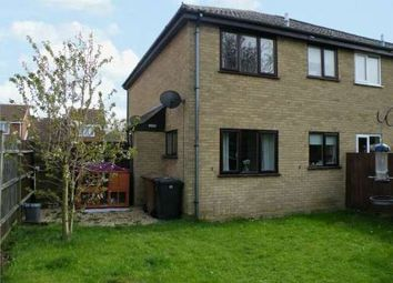Thumbnail 1 bed terraced house to rent in Somerville, Werrington, Peterborough