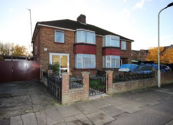 Thumbnail 3 bed semi-detached house for sale in Hope Road, Elstow, Bedford