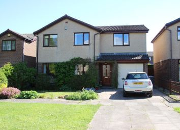 Thumbnail 4 bed property for sale in Pilgrims Way, Newminster Park, Morpeth
