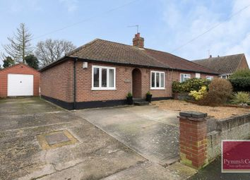 3 bed semi-detached bungalow for sale in Hawthorne Avenue, Hellesdon, Norwich NR6