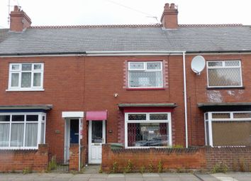 Thumbnail 3 bed terraced house to rent in Haycroft Street, Grimsby