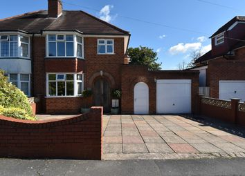 Thumbnail 3 bed semi-detached house for sale in Dale Road, Redditch