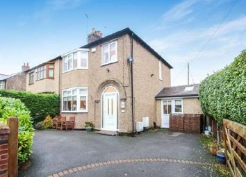 Thumbnail 3 bed semi-detached house to rent in Daryl Road, Heswall, Wirral