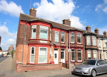 Thumbnail 3 bedroom end terrace house for sale in Palgrave Road, Great Yarmouth