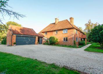 Ford Lane, Bramshill, Hook RG27. 4 bed cottage