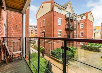 Thumbnail 2 bedroom flat to rent in Coopers Court, Briton Street, Southampton