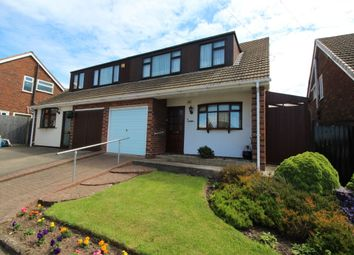 Thumbnail 3 bed semi-detached house for sale in Wiltshire Close, Bedworth