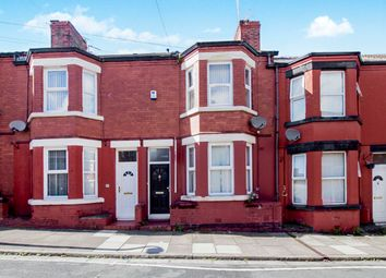 Thumbnail 2 bed terraced house for sale in Howson Street, Rock Ferry, Birkenhead