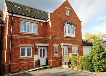 Thumbnail 3 bed terraced house for sale in Derisley Close, Byfleet, West Byfleet