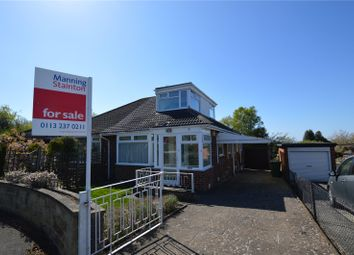 Thumbnail 3 bed semi-detached house for sale in Buckstone Close, Leeds, West Yorkshire