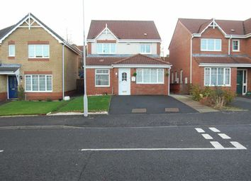 Thumbnail 3 bed detached house to rent in Let Agreed, 15, Dover Way, Dunfermline