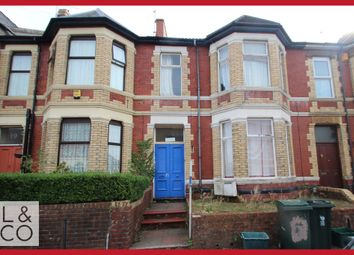 Thumbnail 2 bed flat to rent in Ombersley Road, Newport