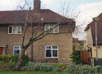 Thumbnail 2 bedroom end terrace house for sale in Coombes Road, Dagenham