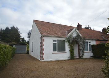 Thumbnail 3 bed semi-detached bungalow for sale in Earlham Green Lane, Norwich