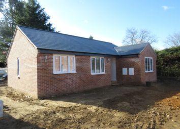 Thumbnail 2 bed detached bungalow for sale in Garden Court, Fakenham