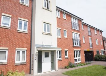 Thumbnail 2 bedroom flat to rent in Rosneath Close, Wolverhampton