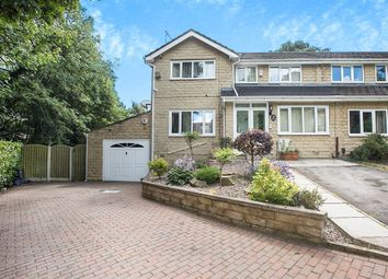 Thumbnail 4 bed semi-detached house for sale in Heaton Grove, Heaton, Bradford