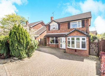 Thumbnail 4 bed detached house for sale in Roberts Close, Stretton On Dunsmore, Rugby