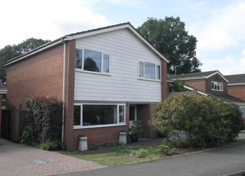 Thumbnail 4 bed detached house to rent in Elm Grove, Balsall Common, Coventry
