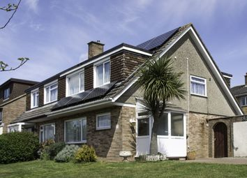 Thumbnail 3 bed semi-detached house for sale in Bushmead Avenue, Kingskerswell, Newton Abbot