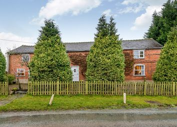 Thumbnail 4 bed detached house for sale in The Cottage, Ranton, Stafford