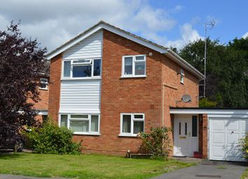 Thumbnail 3 bed link-detached house for sale in Manor Road, Wokingham