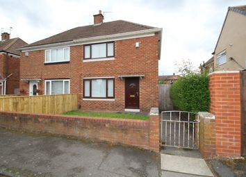 Thumbnail 2 bed semi-detached house for sale in Chelmsford Road, Hylton Castle, Sunderland