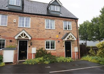 Thumbnail 3 bed end terrace house for sale in Potters Hollow, Nottingham