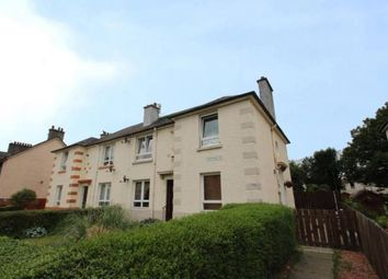 Thumbnail 2 bed flat for sale in Drumoyne Road, Glasgow, Lanarkshire
