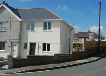 Thumbnail 3 bed end terrace house for sale in Slades Road, St Austell, Cornwall