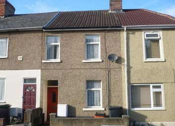 Thumbnail 3 bedroom terraced house for sale in Radnor Street, Town Centre, Swindon, Wiltshire