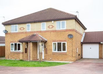 Thumbnail 3 bedroom semi-detached house for sale in Redmires Close, Clifton Moor, York
