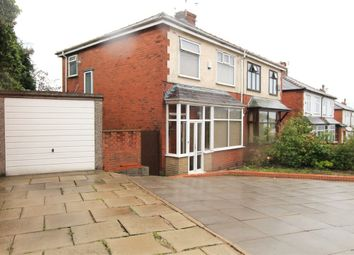 Thumbnail 3 bedroom semi-detached house for sale in Valletts Lane, Smithills, Bolton, Lancashire