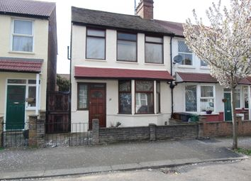 Thumbnail 3 bed end terrace house for sale in Bromley Road, Walthamstow