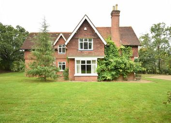 Thumbnail 4 bed detached house for sale in Station House, Station Road, Brasted, Westerham, Kent