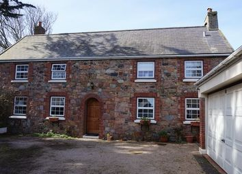 Thumbnail 3 bed property for sale in La Rue De Champ Colin, St. Martin, Jersey