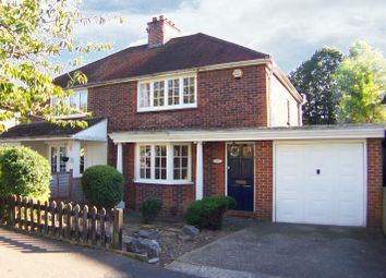 Thumbnail 2 bed semi-detached house to rent in Simmil Road, Claygate, Esher