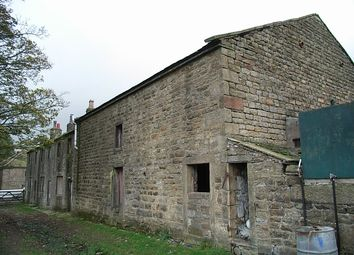 Thumbnail 4 bed barn conversion for sale in Trawden, Colne
