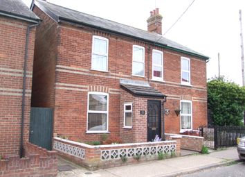 Thumbnail 2 bed semi-detached house for sale in Grimsey Road, Leiston