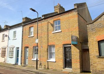 Thumbnail 2 bed end terrace house to rent in Warwick Place, London