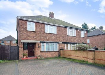 Thumbnail 3 bed semi-detached house to rent in West End Road, South Ruislip