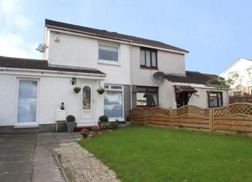 Thumbnail 3 bedroom semi-detached house for sale in Inverewe Avenue, Deaconsbank, Glasgow